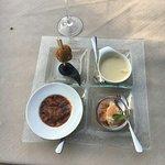 3 ème fois dans ce restaurant niché dans la campagne ploegsteertoise....une nouvelle fois séduit