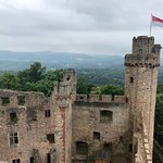On the way to Heidelberg. Auerbach Castle