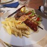 Amazing meals
