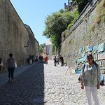 Walk down from Toompea Hill