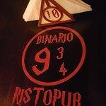 Binario 9 3/4 Foto