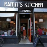 Small and unprepossessing restaurant in Glasgow's South Side, but a huge hit on taste and value.