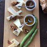Pecorino cheese board