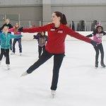 Year round skating classes for figure skating, hockey, and recreational skating.
