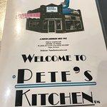Foto de Pete's Kitchen