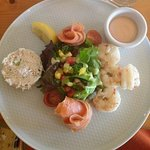 Billede af Restaurant Darcy Twelve