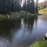 Hahn Peak Lake