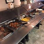 The Sunday Buffet steam table