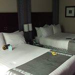 Excelentes y cómodas habitaciones