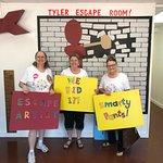 Foto van Tyler Escape Room