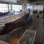 Reconstructed Long ship