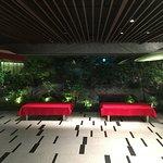 Lobby entrance Solaria Nishitetsu Hotel Kyoto