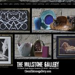 The Millstone Gallery - Fine Art, Fine Crafts and Woodwork