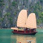 Vintage Jonques - Lan Ha bay