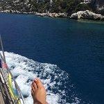Фотография Kas Daily Boat Tours with Bermuda