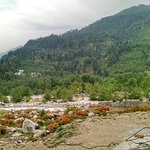 Manali to Rohtang road