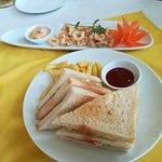 Foto de Yellow Mango Cafe