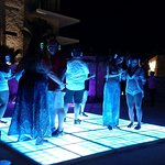 Silent Party by the pool - activities vary each night