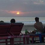 勒吉安海滩照片