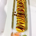 Great sushi and big portion, I recommended this place, try the pad Thai, Thai Roll, Teriyaki  an
