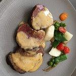 coeur de filet de boeuf sauce colbert