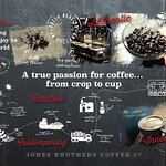 The Jones Brothers Coffee philosophy