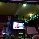 Great bar.