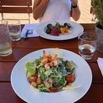 Caesar Salad und Tafelspitz