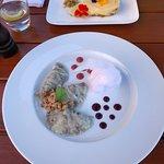 Heidelbeermaultaschen und Mirabellentarte