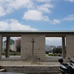 Sai Wan War memorial and Cemetery entrance