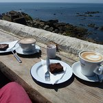 Coffee and Brownies and the View