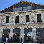 Gare de Marseille Saint-Charles Fotografie