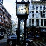 just a clock
