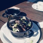 Mussels!