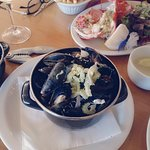 Mussels! Lobster! Chips!