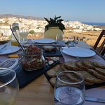 Θέα από το τραπέζι!!!