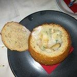zuppa di porcini
