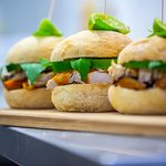 164 sandwiches - new seasonal flavour combinations every week