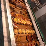 Pastries looked amazing
