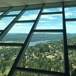 霍尔门科伦滑雪博物馆及滑雪跳台大厦照片