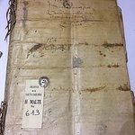 Livre en parchemin de 1522