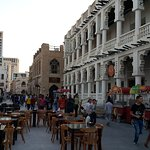 Cafes and restaurants