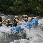 Rafting the Middle Ocoee with OAR