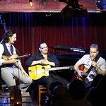 DJANGO EXPERIENCE  Tim Clement, guitar; Adrien Chevalier, violin; Josh Kaye, guitar;Eduardo Bel
