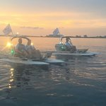 Sunset Tour - great for couples, families - all ages.