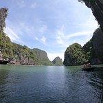 Kayaking on Bai Tu Long Bay