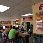 Inside El Rapido