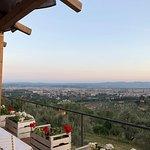 Veduta su Firenze