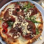 Pizza Braciera impasto Kamut