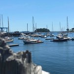 Harbor view pre sail